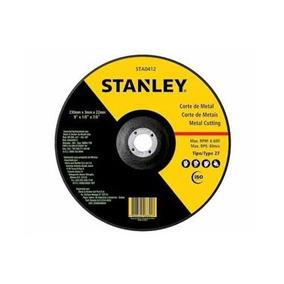 Abrasivo Para Metal T1 Corte 355 Y 25 Mm Sta8011rla Stanley