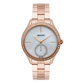 Swarovski Facetado - Relógio Orient Feminino no Mercado Livre Brasil b4efb1dfd7