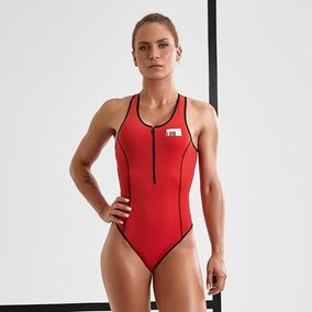 Body Feminino Hot Red