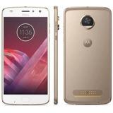 Motorola Moto Z2 Play 64gb Dual 4g Xt1710 Semi Novo + Sdcard