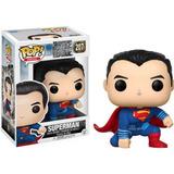 Funko Pop Superman #207 Dc Comics Envio Gratis Y Cuotas S/i