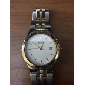 Reloj Citizen N-1112 Con Fechador