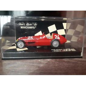 Miniatura F1 Alfa Romeo Fangio 51 1/43 Minichamps Campeão