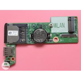 Placa Usb Sd Card Dell Inspiron 7347 7348 7558 P/n 0r6ngm