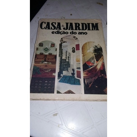 Revista -casa E Jardim