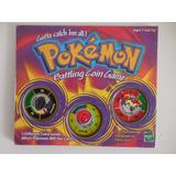 Colección Tazos Pokemon Battling Coin Game Hasbro Nintendo