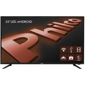 Smart Tv Led 55 Full Hd Wi-fi Philco Ph55a17dsgwa Preta