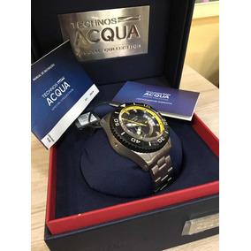 Relógio Technos Titanium Acqua Diver Special Collection