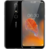 Nokia X6 Snapdragon 636 - 6gb Ram 64gb - Android One 9