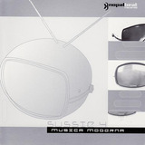 Cd Sussie 4 - Musica Moderna Electro-dance-pop Nuevo Sellado
