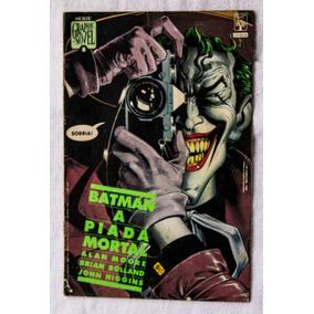 Graphic Novel Nº 5! Batman A Piada Mortal! 1988! 1ª Série!