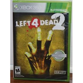 Left 4 Dead 2 - Mídia Física - Xbox 360 Ou Xbox One