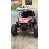Gaiola Utv 4x4 Fuel Tech Suspensao Independete