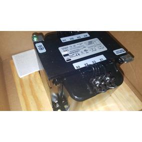 Transformador Control 1.5 Kva 440/220/110 Power Industrial