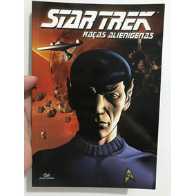 Star Trek Raças Alienígenas Devir Livraria Quase Novo