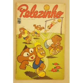 Gibi Pelezinho #2 Abril 1977- Raridade