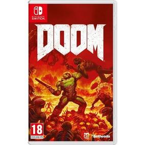 Doom - Nintendo Switch - Lacrado