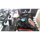 Cpu Gamer E Miner Para 6gpus - Asus Intel 1151 B250h Gamming
