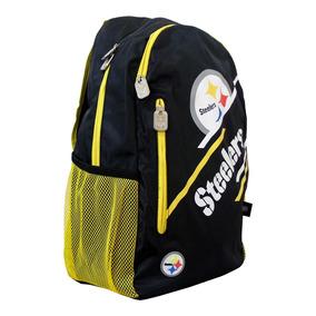 535d4fa556f84 Mochila Primaria Escolar Nfl Steelers Pittsburgh 9059-1