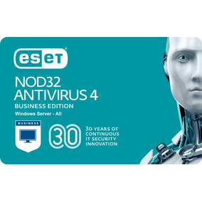 Eset Nod32 Antivirus Business Windows Server 1 Pc\1ano