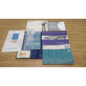 Manual Do Proprietário Blazer/s10 2 E 4 Portas 2.4/2.8 2008
