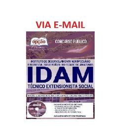 Apostila, Técnico Extensionista Social - Concurso Idam 2019