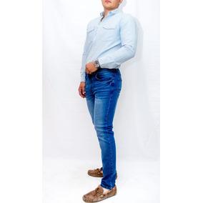 Pantalón Slim Para Hombre