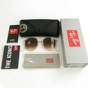 91df5aab2a691 Oculos Redondo Grande Marron De Sol - Óculos no Mercado Livre Brasil