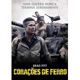Corações De Ferro - Dvd