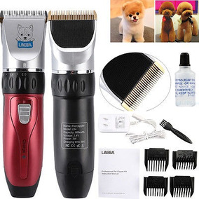 Gato Perro Profesional Clippers Pet Grooming Inalámbrico...