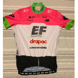 Camisa Ciclismo Drapac Cannondale Original