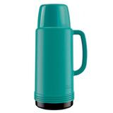 Garrafa Térmica Ideal Invicta Verde 1l Café Chá Suco Água