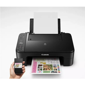 Multifuncional Canon Colorida Mg3110 Wireless Wifi Xerox