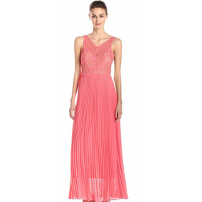 Vestido Bcbg Max Azria Modelo Rosalie Pink 4 Noche De Rio