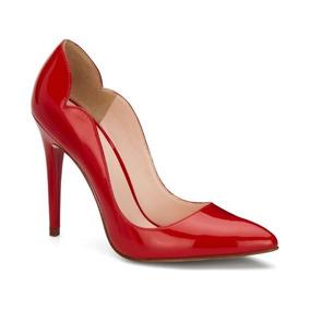 f2ec2bf20cc06 Zapatos Pumps De Charol - Zapatos en Mercado Libre México