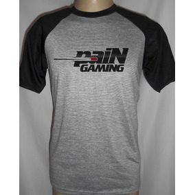 13e4e865deb Pain Gaming - Camisetas Manga Curta Masculino no Mercado Livre Brasil