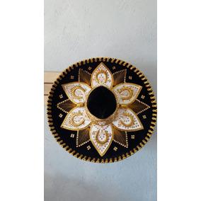 Sombrero Charro Mariachi Color Fino Adulto Mexicano