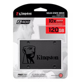 Disco Duro Solido Ssd Kingston 120gb A400