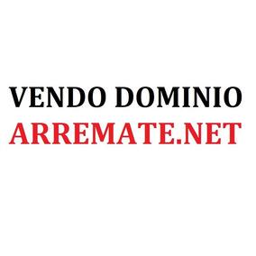 Vendo Domínio: Arremate.net / Para - E Commerce Em Geral