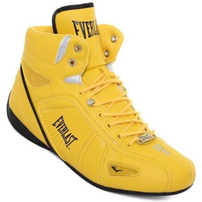 Tenis Everlast Color Amarillo