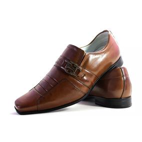 Sapato De Couro De Carneiro Mafisa Masculino - Sapatos no Mercado ... 58baff9d218