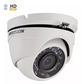 Câmera Hikvision Dome Turbo Hd 2 Mega 1080p Full Hd Até 20mt