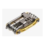 Kit Ferramentas Bike Canivete 11 Em 1 Em Aço Pro Mtb