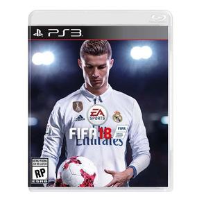 Fifa 18 Ps3 Play 3 Em Portugues Midia Digital