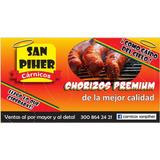 Chorizos De Cerdo Premium, Los Mas Famosos De Medellin