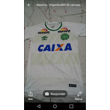 Camisas Da Chapecoense Usadas Em Jogo 2015 E 2016