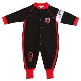 754dcdeaaa Macacão De Remo Do Flamengo - Roupas de Bebê no Mercado Livre Brasil