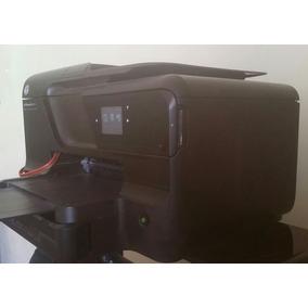 Impressora Multifuncional Hp 8600 Com Bulk