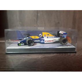 1/43 Miniatura Minichamps Williams Mansell 92 Campeão F1