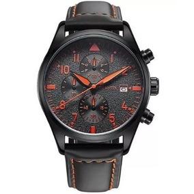 b2c555d5c3f Lindo Relogio Aco Inox Prova - Joias e Relógios no Mercado Livre Brasil
